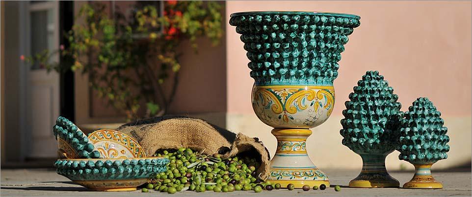 Ceramiche Giuspino Noto
