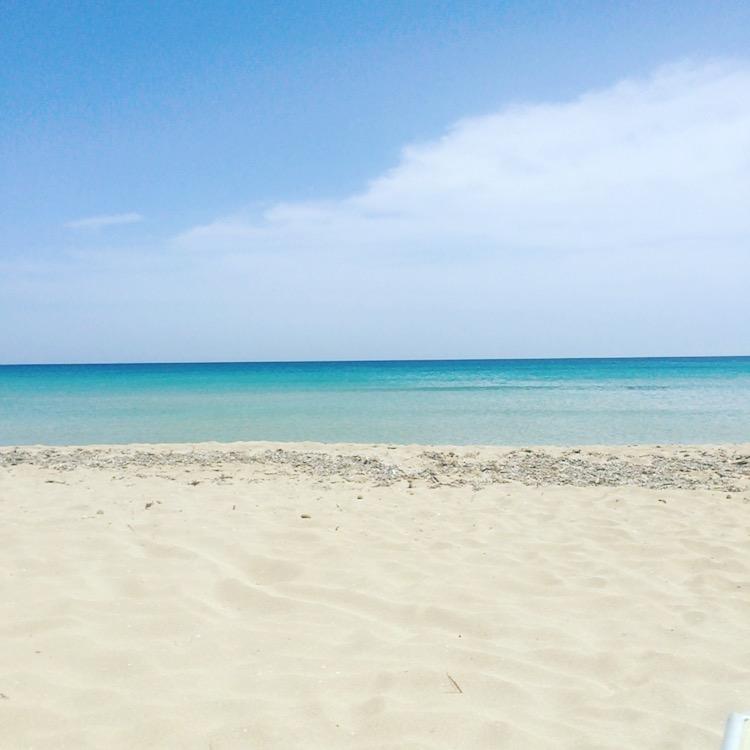 San Lorenzo Beach Noto Sicily