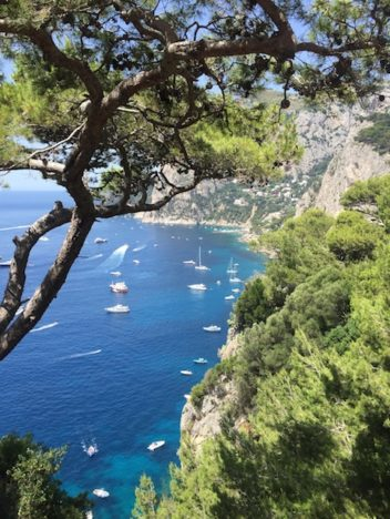 A guide to Capri, Amalfi Coast Italy by Lemoni