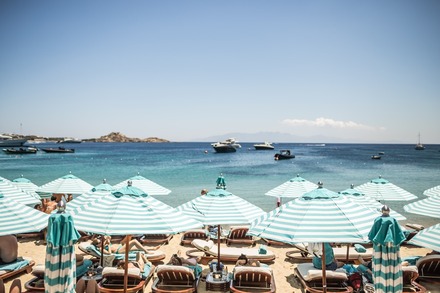 Nammos, Mykonos, beach-club