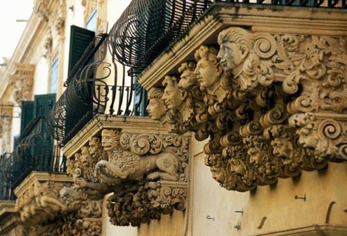 Resultado de imagen de Noto palazzo nicolaci