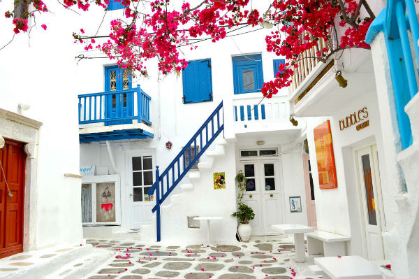 Mykonos, Old Town, Greece
