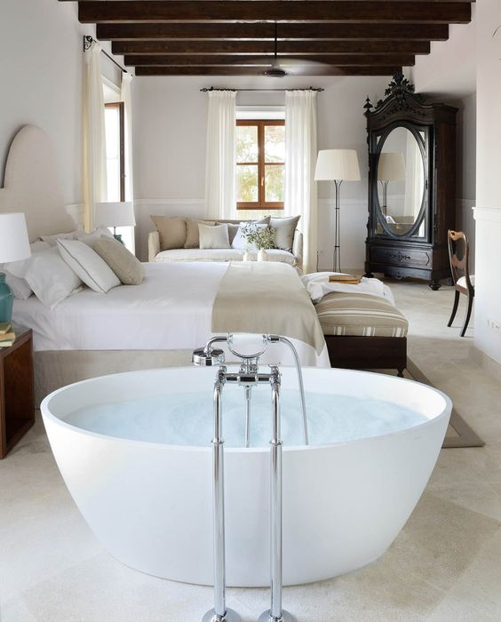 Cal Reiet Hotel Suite in Santani Spain