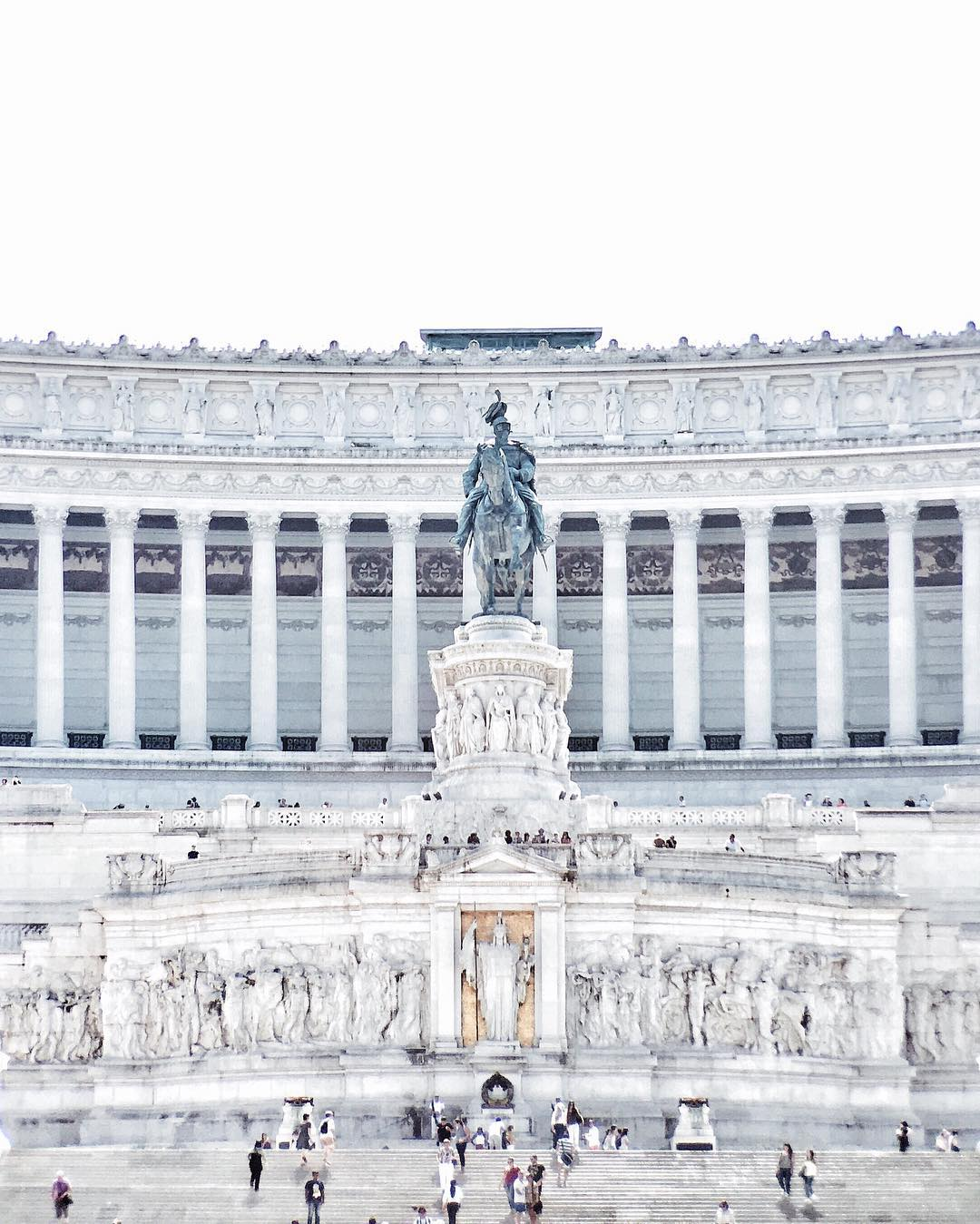 National Monument to Victor Emmanuel II Photo Credit: Giulio Pugliese