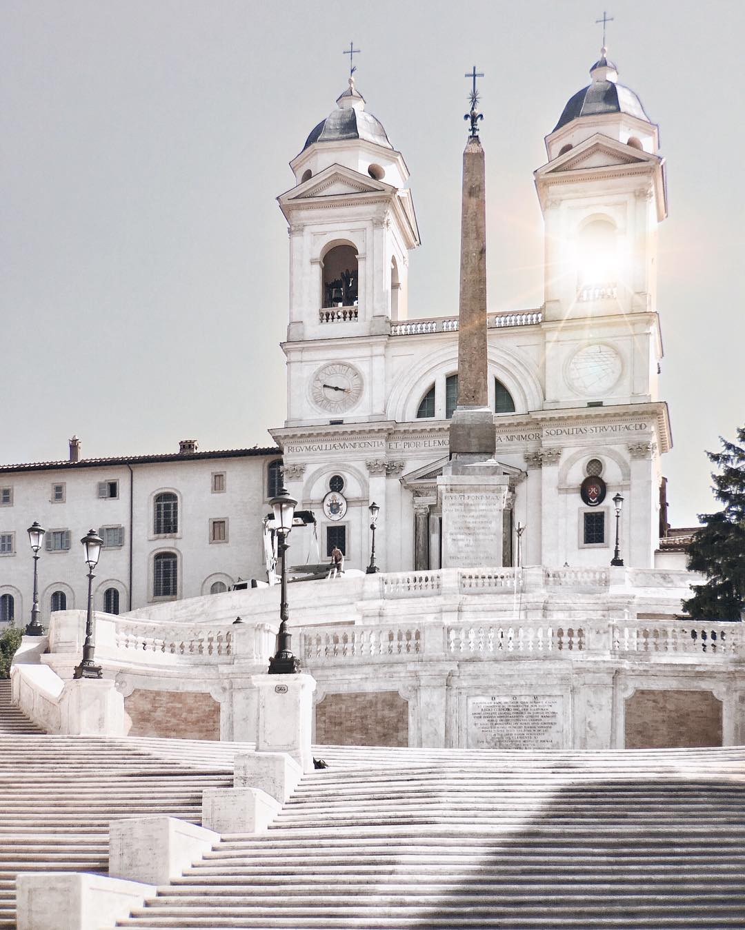 Spanish Steps, Photo Credit: Giulio Pugliese