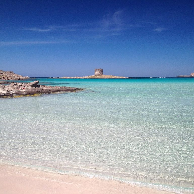 La pelosa Stintino Sardinia