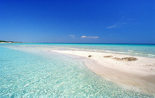 Pescoluse Beach, Maldive of Salento