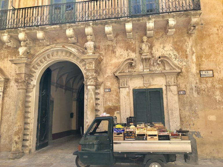 Gallipoli Old Town