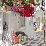 paros greece lemoni